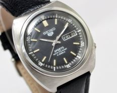 Seiko 5 Sports Cal 6319 Automatic Men's Vintage Wrist Watch - Mar 1977