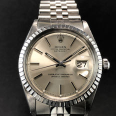Rolex DATEJUST Ref. 1603 Oyster Perpetual, Stainless Steel, 1977
