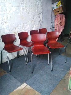 Pagholz – 6 designer chairs.