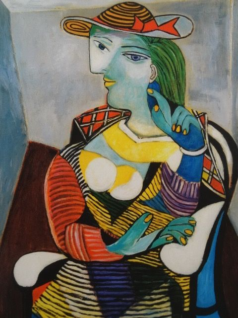 Pablo Picasso (after) - Portrait of Marie Therese Walter - Catawiki