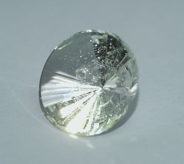 Aquamarine,  - 27.61 ct