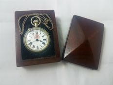 roskopf geneve 1896 medaille d`or pocket watch