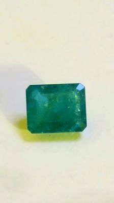 Green emerald, 1.87 ct.