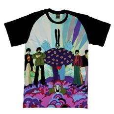 Three great Beatles related T shirts, new in original bags. Two XL and one XXL.