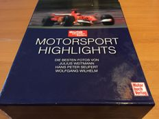 Motorsport Hightlights - book