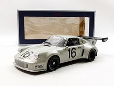 Norev - scale 1/18 - Porsche 911 Carrera RSR 2.1 Turbo # 16, 3h-Mid-Ohio 1977 - Follmer/Holmes
