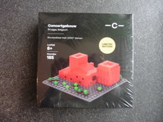 LEGO Certified Professional - concert hall Brugge 185 pieces - limited edition