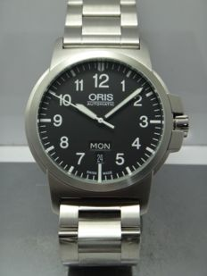 Oris - BC3 Daydate - Automatic - Steel - Men's Watch 2010/2016