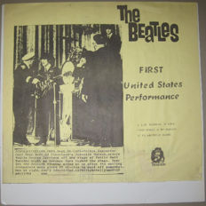The Beatles – First United States Performance
