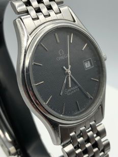 Omega Seamaster Day and Date 80's Gent ref 1960251 Cal 1430.