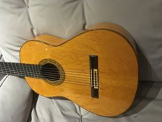 Flamenco guitar Valeriano Bernal 1999 , nº4,  hand made by the master