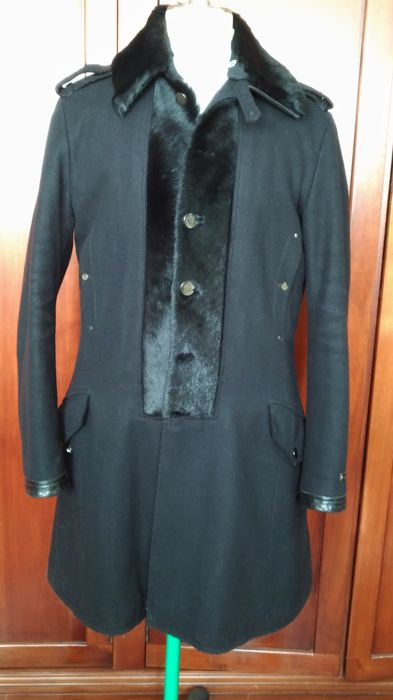 Andrewmackenzie wool  coat - Cappotto
