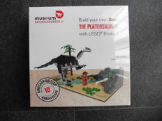 LEGO Certified Professional - Ben - The Plateosaurus 282 pieces -