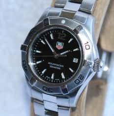 TAG Heuer - Aquaracer Diver Very Nice  - WAF1410 - Dames - 2000-2010