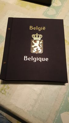 Belgium 1941/1970 - collection in Davo album