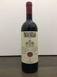 2014 TIGNANELLO - 1 bottle (75cl)