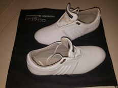Porsche Design - white leather shoes size EU 42, by Adidas