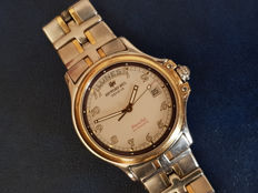 Raymond Weil Parsifal  Automatic Gold Bezel
