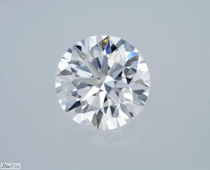 GIA Certificate: 1.06 carat D VS1 Round Brilliant Natural Diamond  - 3 X EX ***Low Reserve Price***
