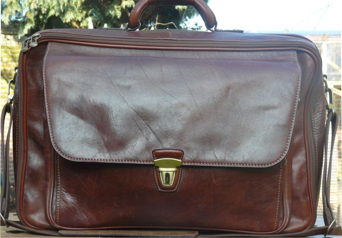 The Bridge Travel bag - Vintage