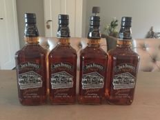 4 bottles - Jack Daniel's - Scenes from Lynchburg No. 12