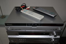 Pioneer VSX 916 with Pioneer Dvr 545H Dvd recorder HD 160Gb includes remotes
