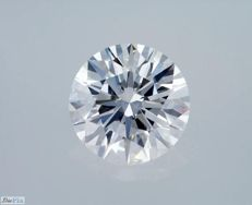 GIA Certificate: 2.32 carat D IF (Flawless) Round Brilliant Natural Diamond ** EXCELLENT CUT**