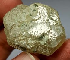 New Find- Lot of yellowish Apatite Crystals  -117 gr (3)