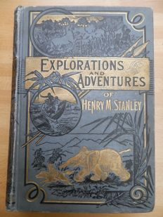 Henry Davenport Northrop - Explorations and Adventures of Henry M. Stanley and other World-Renowned Travelers - 1895