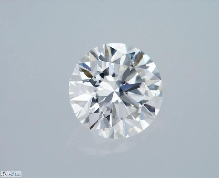 GIA Certificate: 2.01 carat E IF ( Flawless) Round Brilliant Natural Diamond