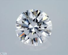 GIA Certificate: 3.36 carat F VVS1 Round Brilliant Natural Diamond ** Excellent Cut**