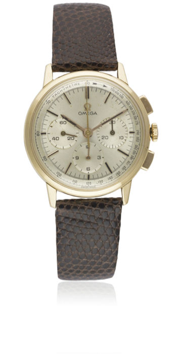 Omega - CHRONOGRAPH WRIST WATCH  -  101.010 - Heren - 1960-1969