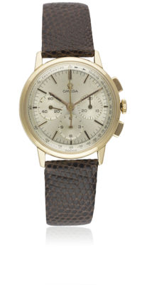 Omega - CHRONOGRAPH WRIST WATCH  -  101.010 - Homme - 1960-1969