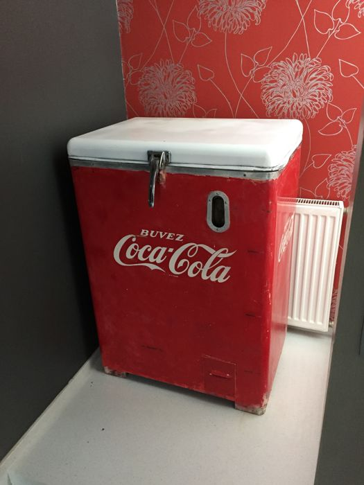 Coca cola frigo catawiki for Frigo coca cola grande