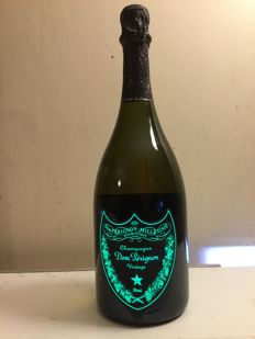 2004 Dom Perignon Luminous Vintage Brut - 1 bottle