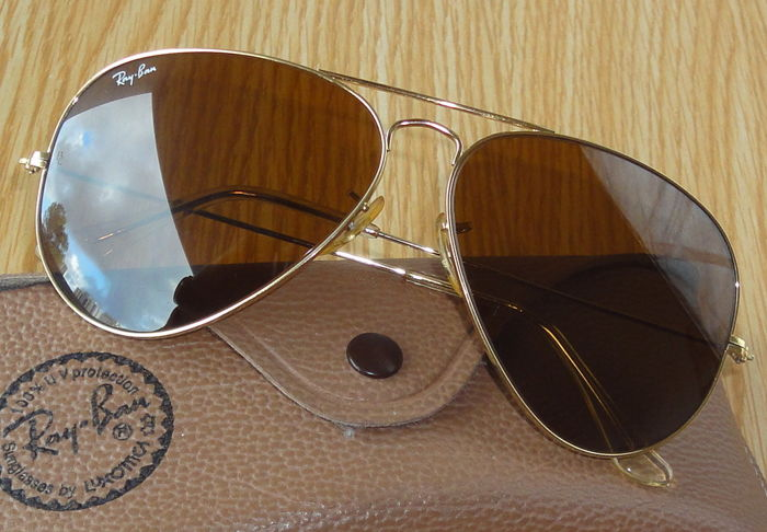 B&L Ray-Ban – classic Aviator Large sunglasses – Men's