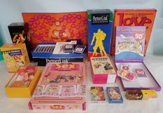 Fun package; Lot with 8 erotic games etc. for adults - 1996/2007