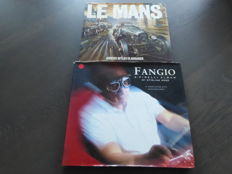 Anders Ditlev Clausager - Le Mans - 1982 & Stirling Moss - Fangio A Pirelli album - 1991