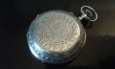 Unknown manufacturer - Men's pocket watch - Early 20th century