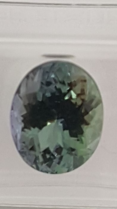 Zoisite - 3.07 Carats