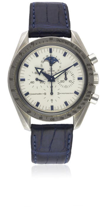 Omega -  SPEEDMASTER PROFESSIONAL MOONPHASE - 3575.20 - Heren - 2000-2010