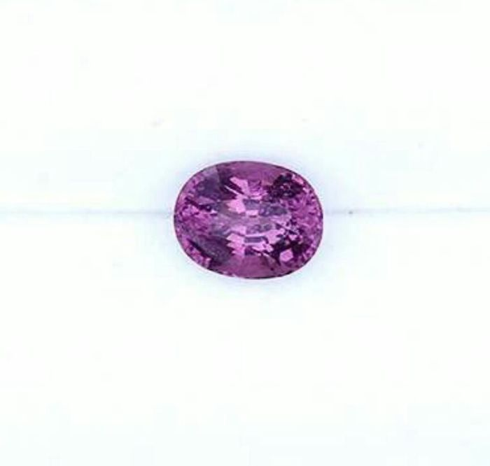 purplish/pink spinel 2.87ct