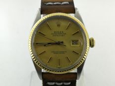 Rolex - Datejust - 16013 - Men - 1980-1989