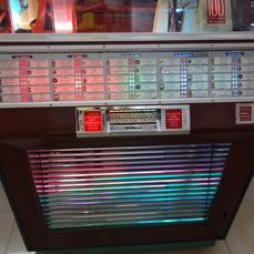 Seeburg 100 Select O Matic jukebox