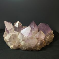 Amethyst cluster from Bolivia - 25 x 16 x 15 cm - 4230 gm