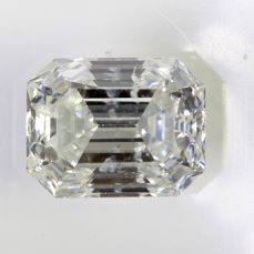 AIG Diamond - 1.02 ct - E, SI2 - * NO RESERVE PRICE *
