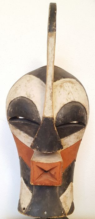 Great Songye Mask - Songye - Congo RDC