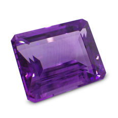 14.18 ct - Amethyst  - No Reserve Price
