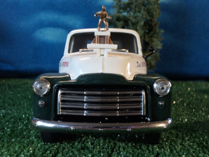 Franklin Mint B11ZG84 - Scale 1/24 - 1950 GMC Pick Up Truck