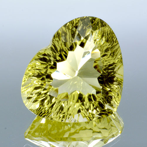 Lemon quartz - 15.84 ct